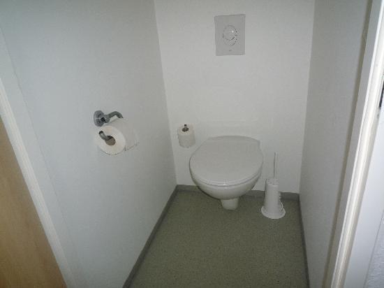Ibis Budget Giessen Linden: Toilette