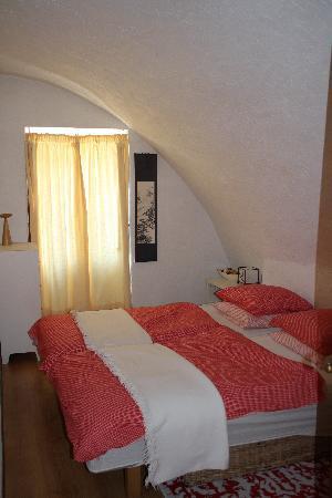Alpine Ventures: twin/double bedroom