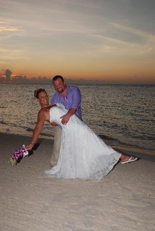 Sandals Montego Bay: Sunset
