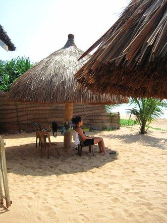 Bentota, Sri Lanka: chilling