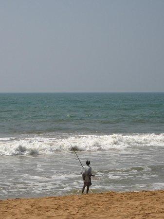 Бентота, Шри-Ланка: sea