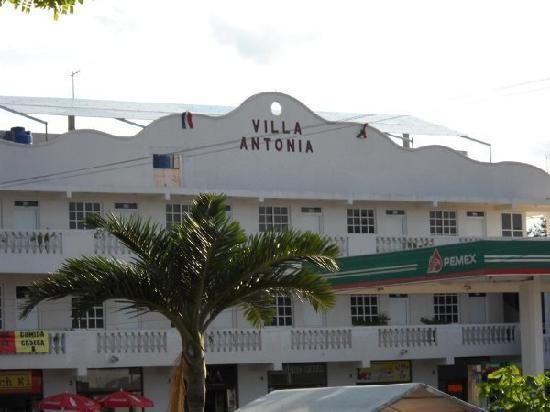 HOTEL DE MUNA YUCATAN. AÑO 2010