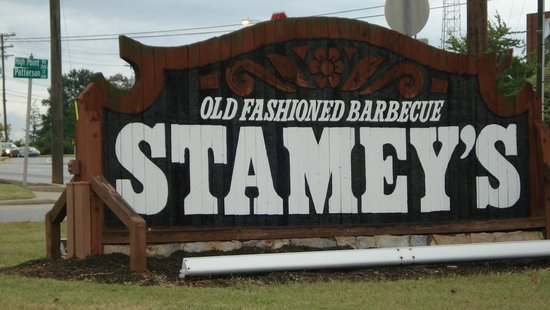 Stamey's Barbecue at the Coliseum