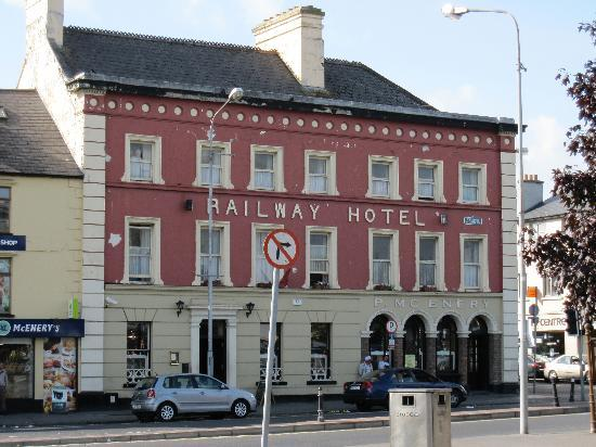 My First Quot Home Quot In Limerick Ireland Picture Of Railway