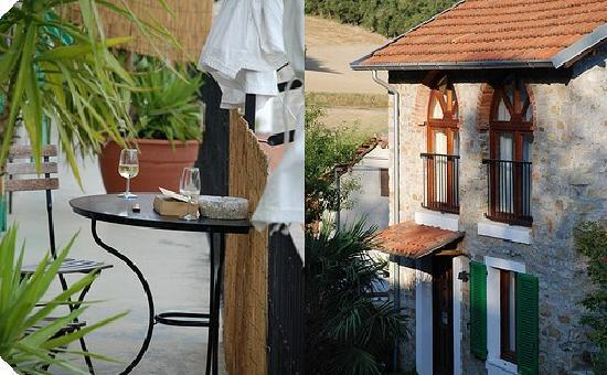 Bubbio, Italy: Appartementhaus CASA A SUD