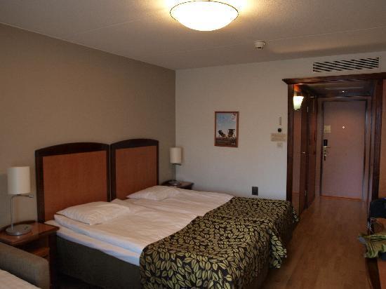 Scandic Jyvaskyla: ふつうのホテル