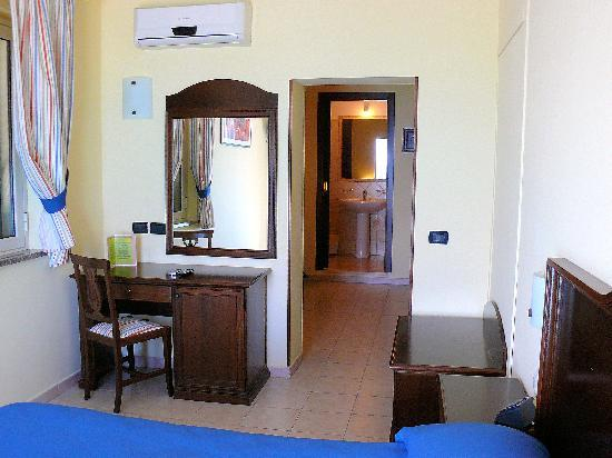 B&B Miramare : Interno camera