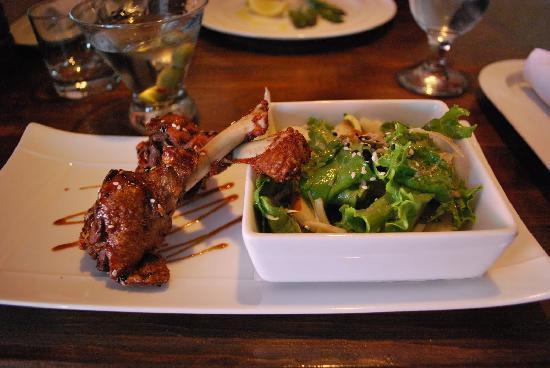 Le Grill Saint George's : Duck Confit - Simply amazing.