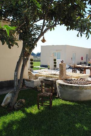Hotel Borgo Pantano: Appena dentro...