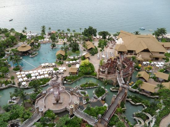 Centara Grand Mirage Beach Resort : Pool