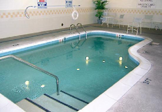 Fairfield Inn & Suites Boone: Pool