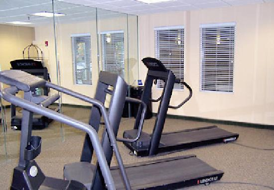 Fairfield Inn & Suites Boone: Exercise Room