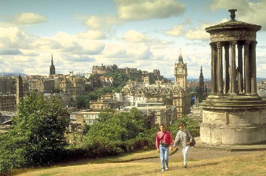 3 Tage in Edinburgh