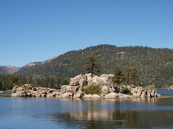 Big Bear Region, Californien: Boulder Bay @ Big Bear Lake