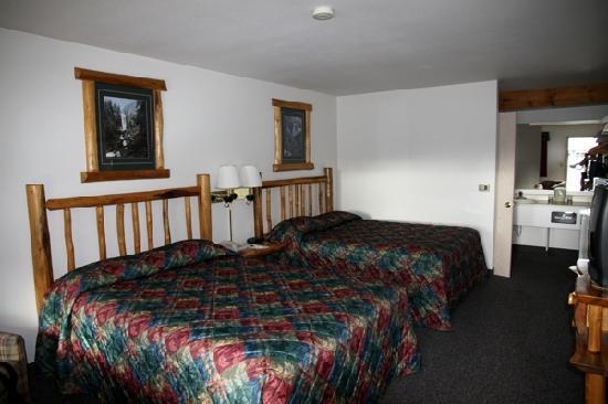 Ponderosa Motel: Unser Zimmer