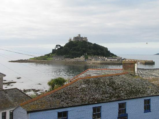 Marazion Hotel: view from Room 10