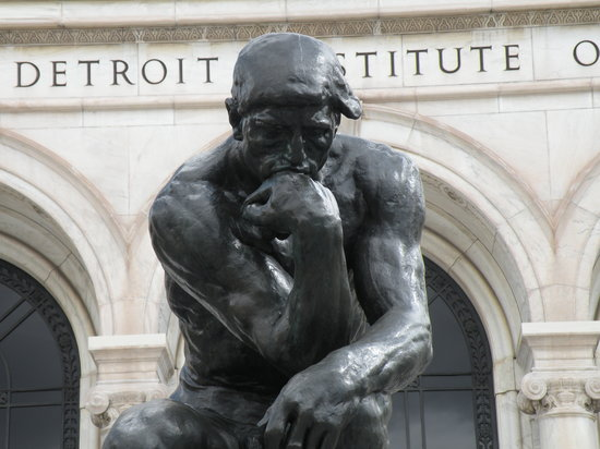 ‪Detroit Institute of Arts‬