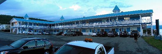 Hotel Plante: Main area