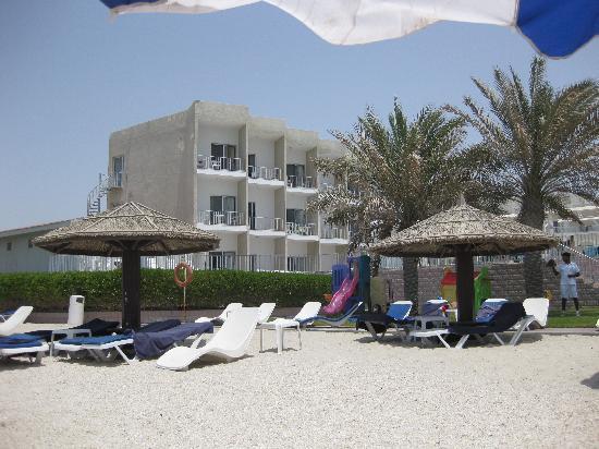 Sharjah Beach Hotel: Hotel