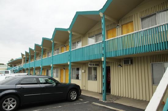 Dreamer's Lodge: Das Motel
