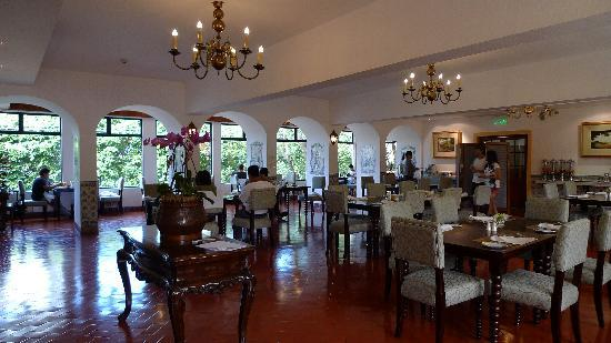 Pousada de Mong-Ha: Dining hall
