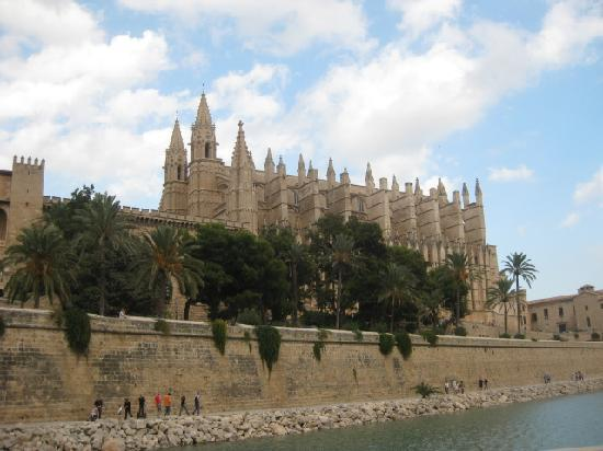 Mayorka, İspanya: Palma Cathedral
