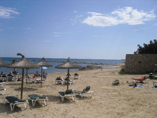 Cala Bona Beach Picture of Protur Floriana Resort Cala Bona
