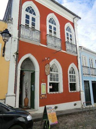 Al Carmo: Front of restaurant