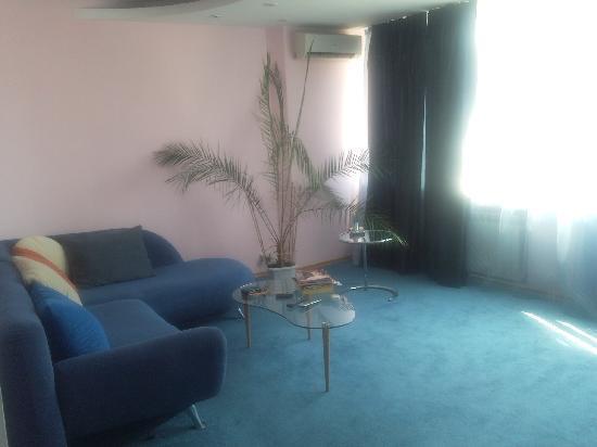 Kyiv Hotel Service : Wohnzimmer