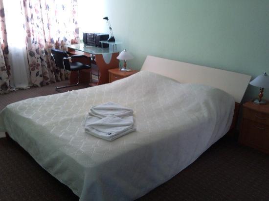 Kyiv Hotel Service : Schlafzimmer