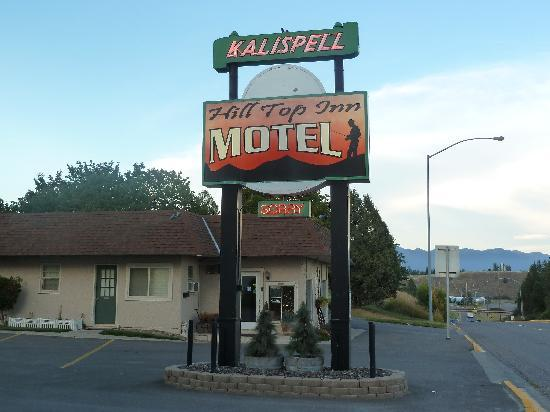 Kalispell Hilltop Inn: office