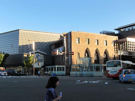 Toyoko Inn Kanazawaeki Higashiguchi : Exterior of the Market