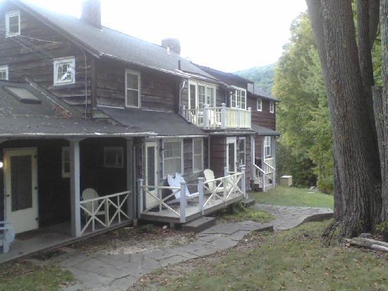 Woodstock Country Inn: house