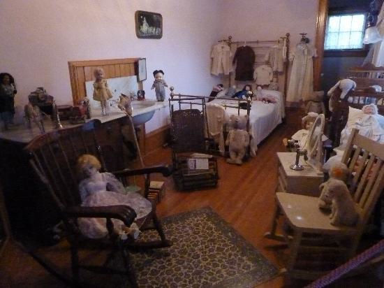 Conrad Mansion : kids room