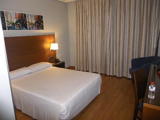 Hotel Avant Torrejon: Habitación