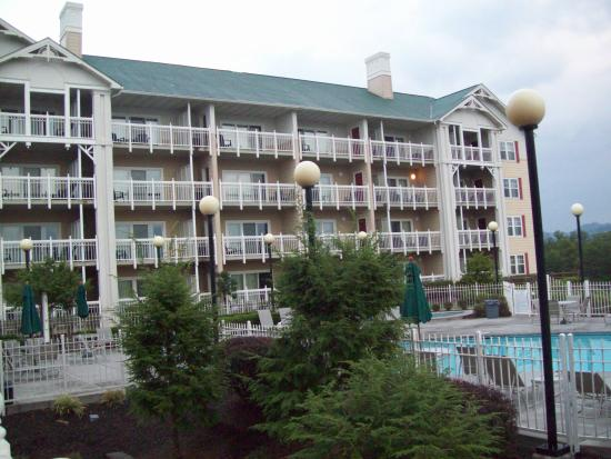 Sunrise Ridge Resort: Condos