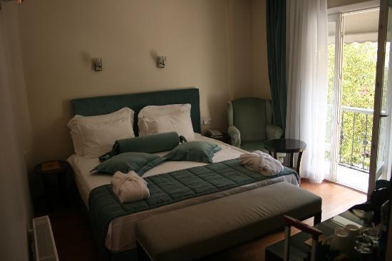 Tria Hotel Istanbul: Room