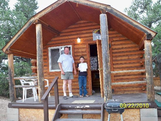 Prospectors RV Resort: Canon City Cabin