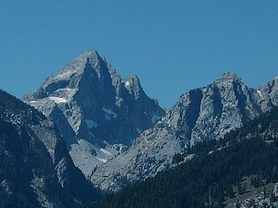Hatchet Resort: tetons