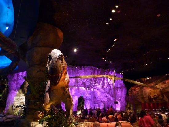 T rex restaurant picture of t rex orlando tripadvisor for T rex location