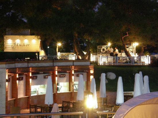 Euphoria Tekirova Hotel: Anchore Ala Carte Restaurant
