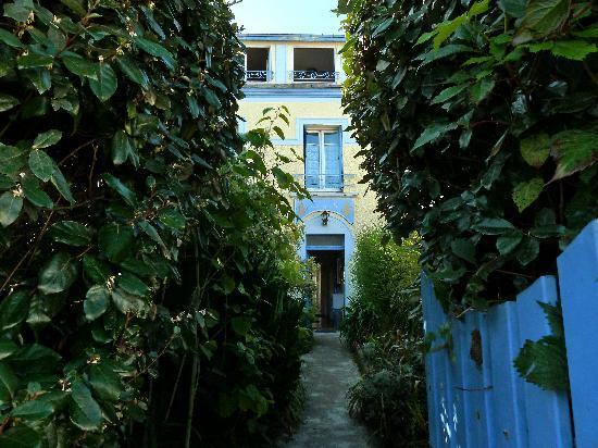 La Grek : entrée extérieure