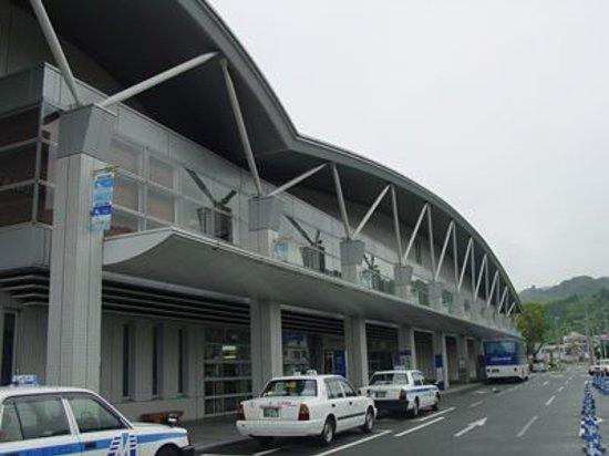 Matsuyama Kanko Port Terminal: 松山観光港