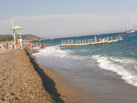 Euphoria Tekirova Hotel: The Shore with High waves