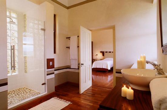 Tenuta Spring Grove Lodge: Accommodation