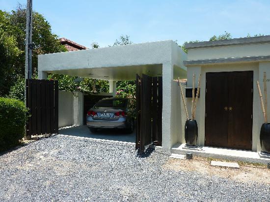 Location Villa Phuket Rawai