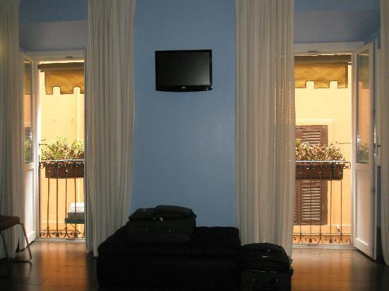 Relais Palazzo Taverna: Room