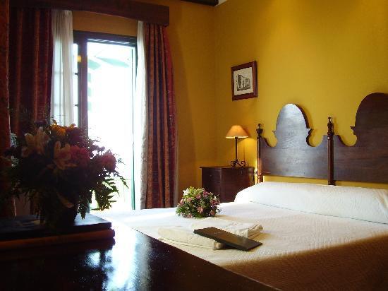 Hotel Rural Costa Salada: Habitación superior