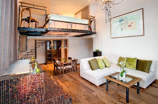 Skiy apartment picture of coeur des alpes zermatt for Mobiles wohnhaus