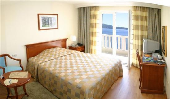 Hotel Bozica: Double Room With Balcony